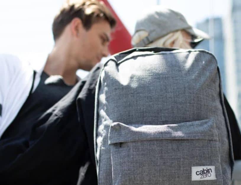 Cabin Zero School Bags