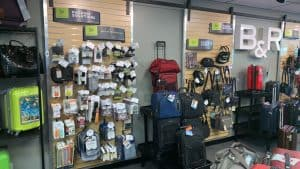 Travel Accessories at Taveling Bags