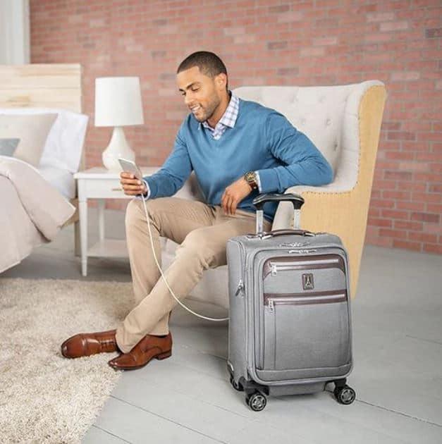 Travelpro Premium Elite Luggage