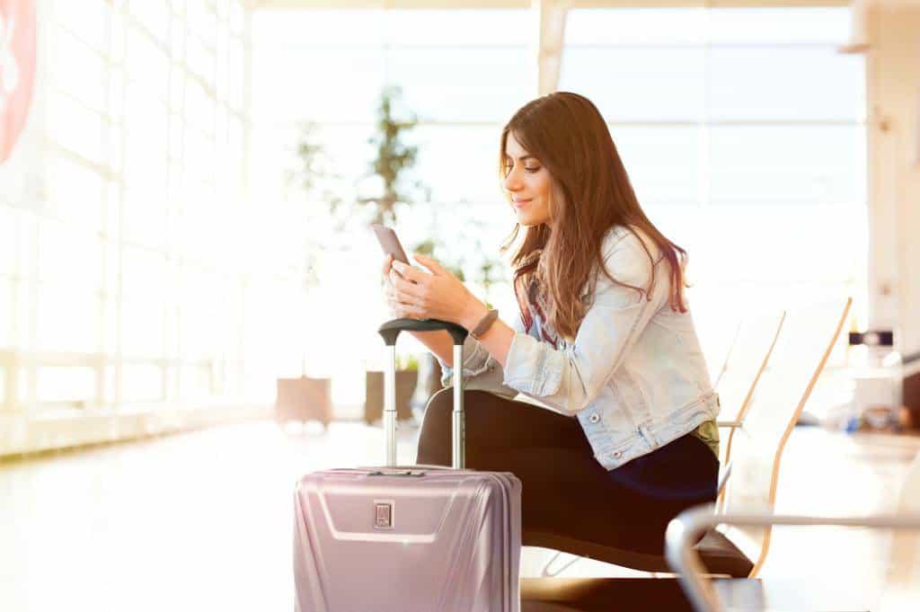 travelpro hardside maxlite 5 luggage