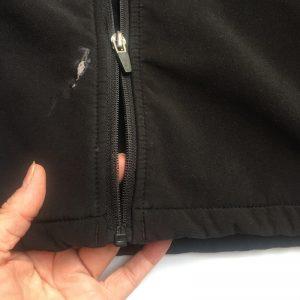 Zipper Spliting can be repaierd
